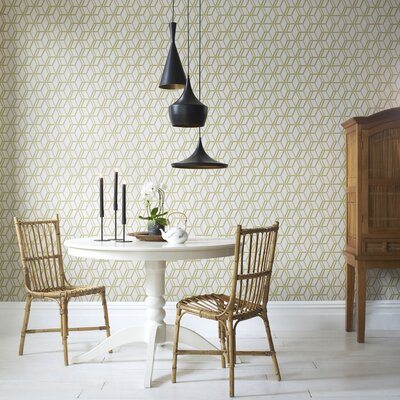 Graham & Brown Ling 10m L x 52cm W Roll Wallpaper