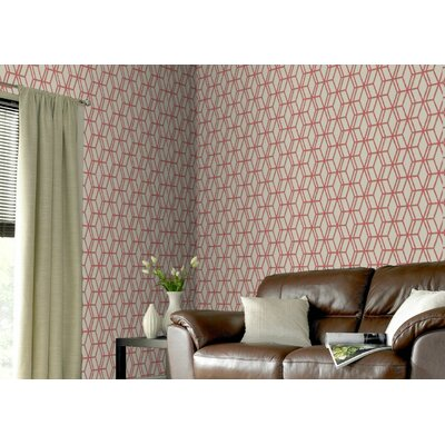 Graham & Brown Ling 10m L x 52cm W Roll Wallpaper