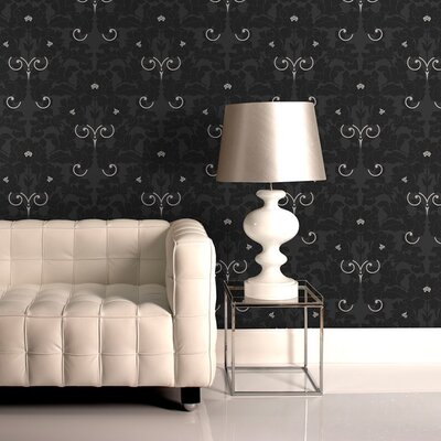 Graham & Brown Laurence Llewelyn Bowen 10m L x 52cm W Roll Wallpaper