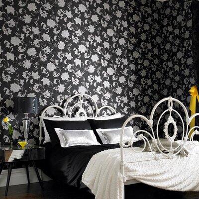 Graham & Brown Silk 10m L x 52cm W Roll Wallpaper