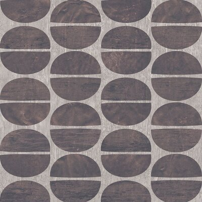 Graham & Brown Natural Coffee Bean 10m L x 52cm W Roll Wallpaper