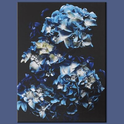Graham & Brown Blooms Photographic Print on Canvas
