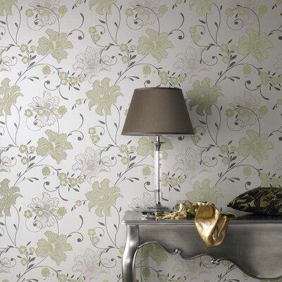 Graham & Brown Taffetia 10m L x 52cm W Roll Wallpaper