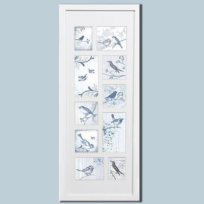 Graham & Brown Feathered Friends Picture Frame