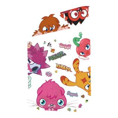 Graham & Brown Moshi Monster Window Wall Sticker Art