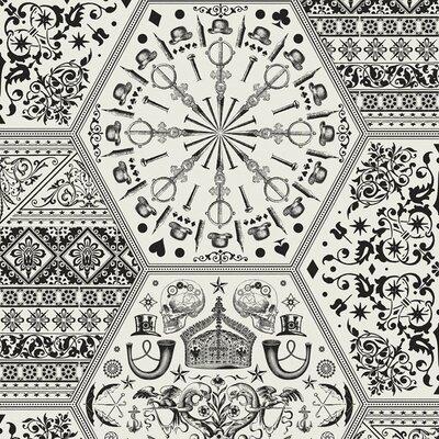 Graham & Brown Illusions 10m L x 64cm W Roll Wallpaper