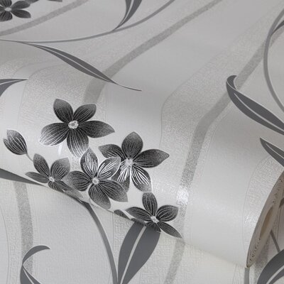Graham & Brown Chelsea 10m L x 64cm W Roll Wallpaper