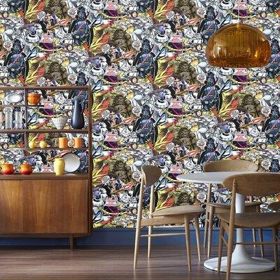 Graham & Brown Star Wars 10m L x 53cm W Roll Wallpaper