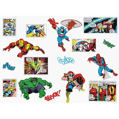 Graham & Brown Marvel Wall Stickers