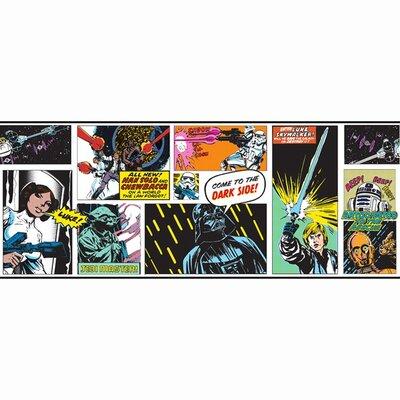 Graham & Brown Star Wars 5m L x 24cm W Roll Wallpaper