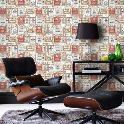 Graham & Brown Fresco 10m L x 26.5cm W Roll Wallpaper