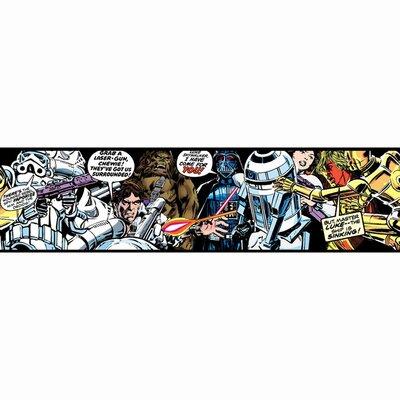 Graham & Brown Star Wars 5m L x 15.6cm W Border Wallpaper