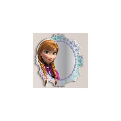 Graham & Brown Frozen Anna Mirror Wall Sticker