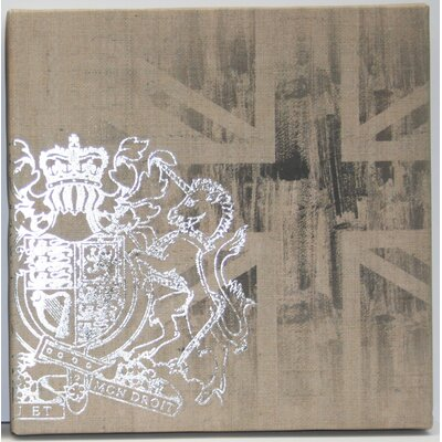 Graham & Brown Coat of Arms Art Print on Canvas