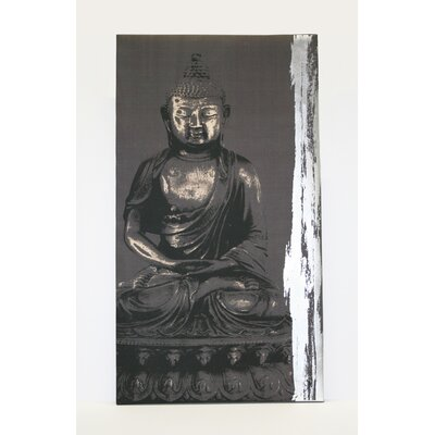 Graham & Brown Zen Original Painting on Canvas