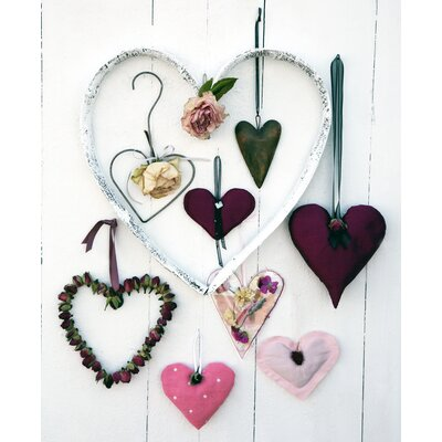 Graham & Brown Hearts Compendium Photographic Print