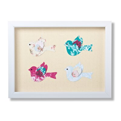 Graham & Brown Birds Framed Graphic Art