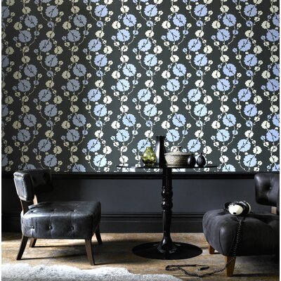 Graham & Brown Amy Butler 10m L x 52cm W Roll Wallpaper