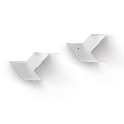 B-LINE Fin 2 Shelf Accent Shelf