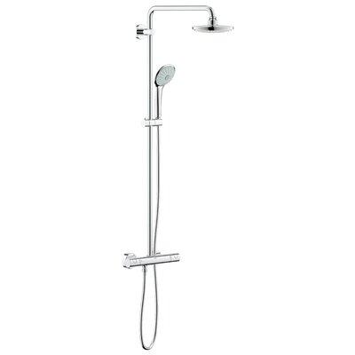 Grohe Euphoria Thermostatic Mixer Shower