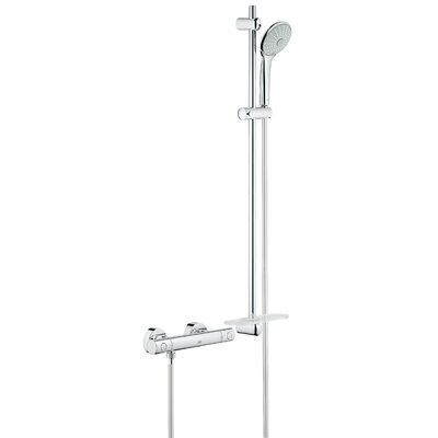 Grohe Grohtherm 1000 Thermostatic Mixer Shower