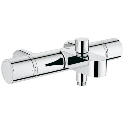 Grohe Grohterm 1000 Twin Exposed Shower Valve with Diverter