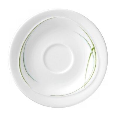 Seltmann Weiden Trio 16cm Coffee Saucer in White