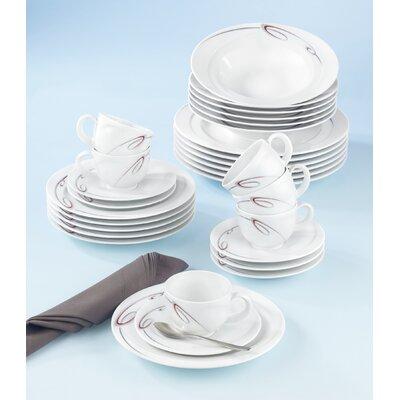 Seltmann Weiden Monaco 30-piece Dinnerware Set
