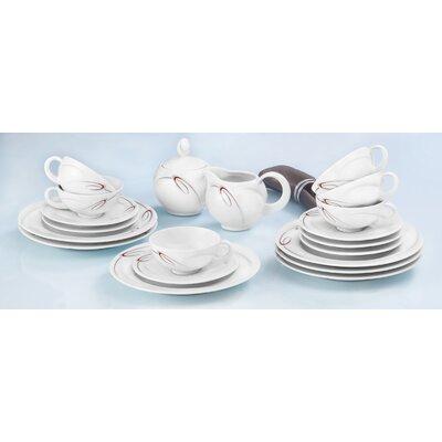 Seltmann Weiden Monaco 20-piece Tea Set