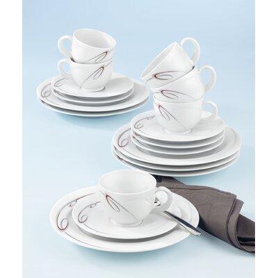 Seltmann Weiden Monaco 18-Piece Coffee Set