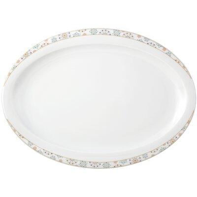 Seltmann Weiden Top Life 35 cm Flat Elliptic Plate