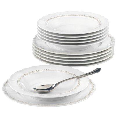 Seltmann Weiden Sonate 12-piece Dinnerware Set