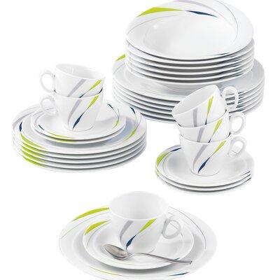 Seltmann Weiden Trio 30-Piece Dinnerware Set