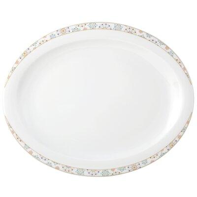 Seltmann Weiden Top Life 31.5 cm Flat Elliptic Plate