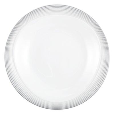 Seltmann Weiden Trio Nero 23cm Breakfast Plate