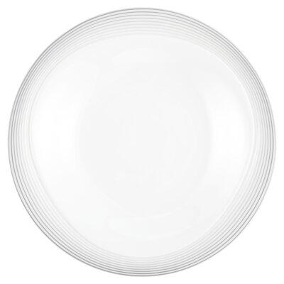 Seltmann Weiden Trio Nero 28cm Dining Plate