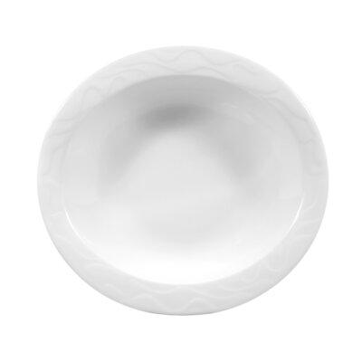 Seltmann Weiden Allegro White 21cm Oval Soup Plate