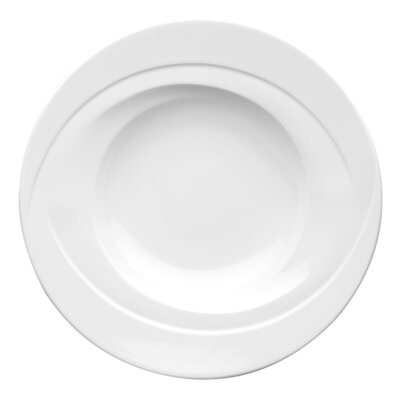 Seltmann Weiden Monaco White Deep Pasta Plate