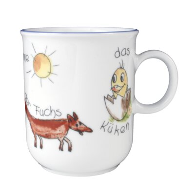 Seltmann Weiden Compact Animal World 0.25L Cup with Handle