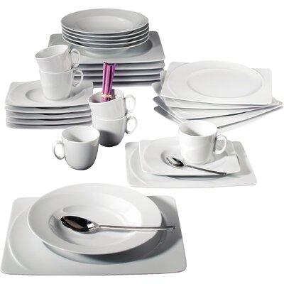 Seltmann Weiden Paso 30 Piece Dinnerware Set