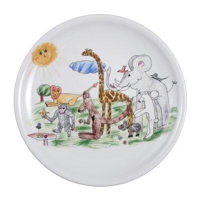 Seltmann Weiden Compact Zoo 25cm Dining Plate