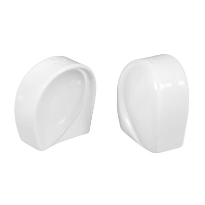 Seltmann Weiden Top Life White Salt and Pepper Shaker Set
