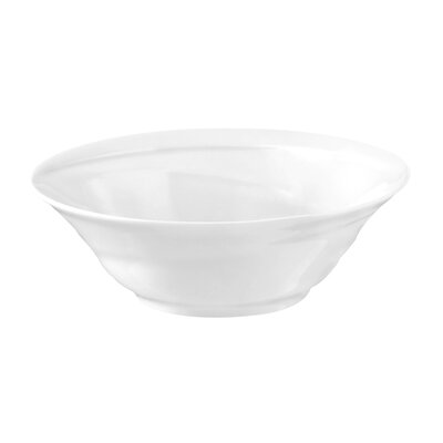 Seltmann Weiden Monaco White Serving Bowl