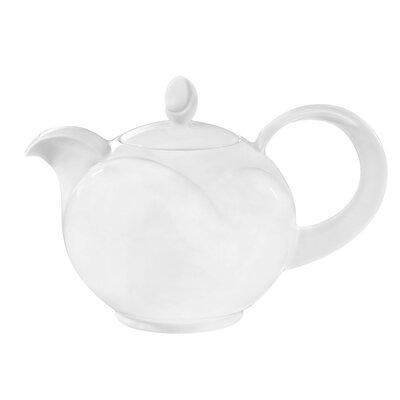 Seltmann Weiden Monaco White 1.30L Teapot
