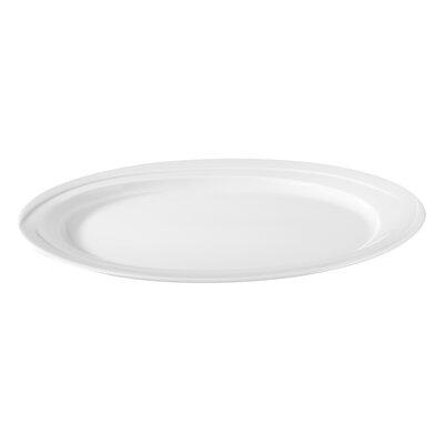 Seltmann Weiden Monaco White Oval Platter