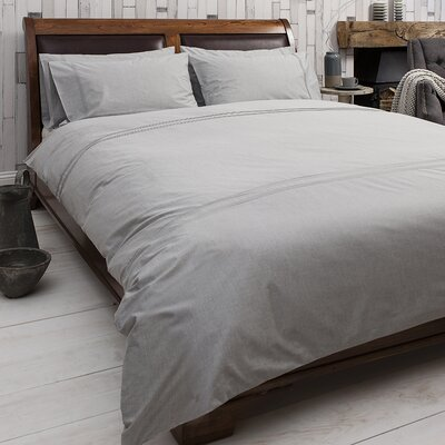 Gallery Kilburn and Scott Kintyre 200 Thread Count 100% Cotton Fitted Sheet