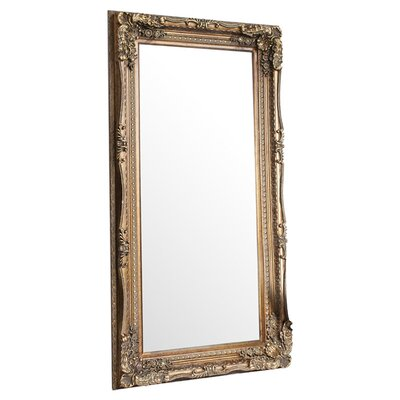 Gallery Carved Louis Dressing Mirror