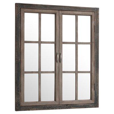 Gallery Creswell Window Mirror