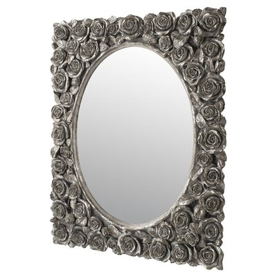 Gallery Roses Wall Mirror