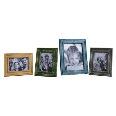 Gallery Burley 4 Piece Scatter Picture Frame Set